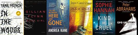 June Adult Fiction books