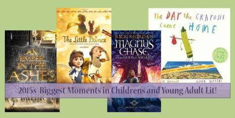 2015 best moments in kids lit
