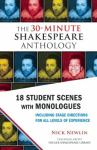 30-minute shakespeare anthology
