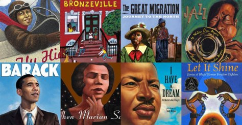 blackhistorymonth kids authors