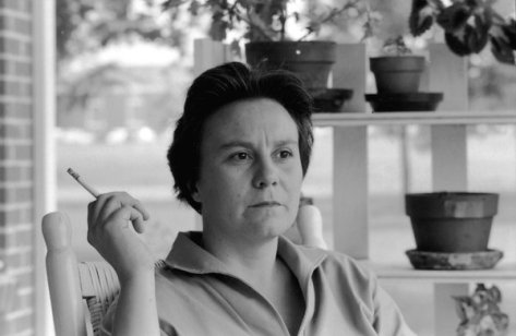 Ms. Lee on the porch of the family home in Alabama in 1961. Credit Donald Uhrbrock/The LIFE Images Collection, via Getty Images