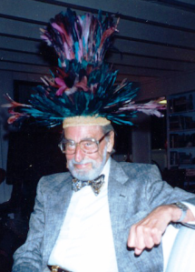 Hats on authors-Seuss