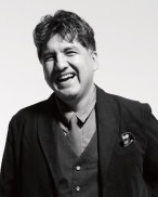 photo-Sherman Alexie