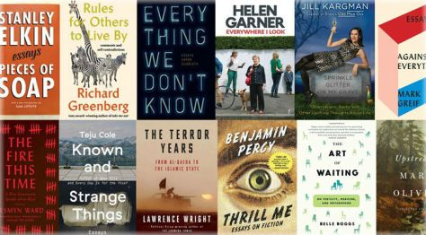 Essay Collections Fall 2016