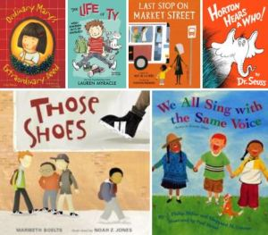 Kids' Books about Kindness