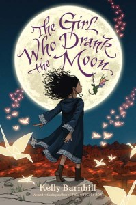 Girl Who Drank the Moon