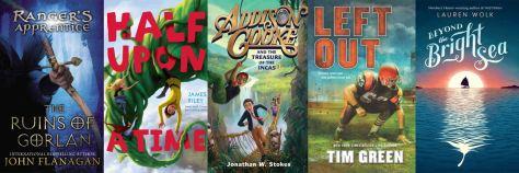 Books for Boys, 9-12