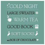 Cold Night Books