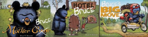 Bruce Picture Book series