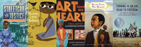 Books about African American contributions