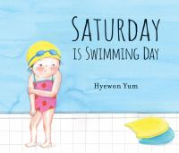 Kids-Saturday is swimming day