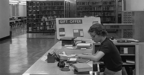 Vintage Librarian
