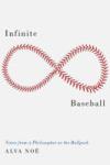 Infinite baseball book cover