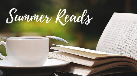 summer reads book graphic